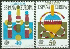 Buy Spain Europa 1989 mnh