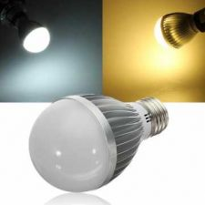 Buy Lot of 50x5W LED Globe Bulbs Energy-Saving With Bridgelux LED CHIP (USA)