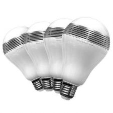 Buy MiPow 4 x PLAYBULB Bluetooth SMART LED Wireless Speaker Light Bulb for use with iPhon