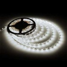 Buy LED Strip Ribbon Flexible SMD 3528 60LEDS M Waterproof Two Rolls 10M. with Power Supp