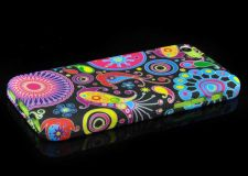 Buy Colorful Undersea World Pattern Soft TPU Gel Case Cover For iPhone 5C