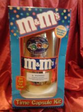 Buy M&M's Millennium Time Capsule Kit - NIB Sealed 2000 - Still sealed & in the box