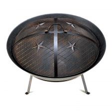 Buy Outdoor Cast Iron Fire Pit