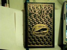 Buy MOBY DICK or The Whale-Leather bound collector's edition-Vintage