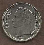 Buy Venezuela 25 Centimos 1985 Coin