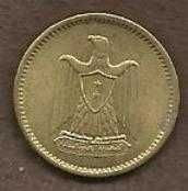 Buy EGYPT EGYPTIAN KM393 1960 XF-SUPER FINE-NICE 1 MILLIEIME COIN