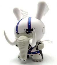 "Buy Locodonta Kidrobot Dunny Elephant 8"" Vinyl Jon Paul Kaiser JPK 2014 NEW NIB"