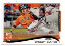 Buy 2014 Topps #270 Gregor Blanco