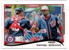 Buy 2014 Topps #233 Rafael Soriano