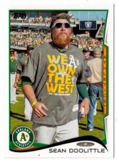 Buy 2014 Topps #226 Sean Doolittle