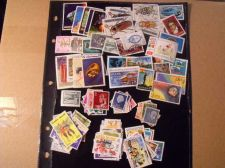 Buy A World-Wide mixture of 100 Stamps.