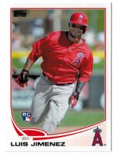 Buy 2013 Topps #464 Luis Jimenez RC