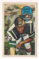 Buy 1970 Kellogg's #11 George Sauer Jr.
