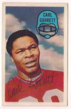 Buy 1970 Kellogg's #27 Carl Garrett