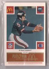 Buy 1986 McDonald's Giants Gold Tab