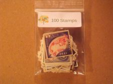 Buy 1000 stamps from 10 different Countries. Some Mint, some Used.