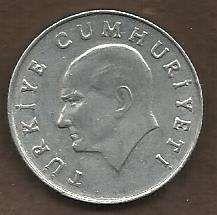 Buy Turkey 10 Lira 1984 Coin