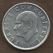Buy Turkey 5 Lira 1984 Coin