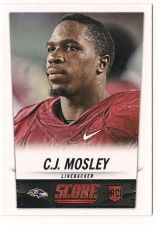 Buy 2014 Score #347 C.J. Mosley RC