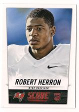 Buy 2014 Score #415 Robert Herron RC