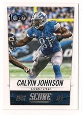 Buy 2014 Score #234 Calvin Johnson H100