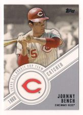 Buy 2014 Topps All Rookie Cup #RCT9 Johnny Bench
