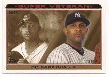 Buy 2014 Topps Super Veteran #SV13 CC Sabathia