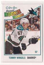 Buy 2010-11 O-Pee-Chee #535 Tommy Wingels RC