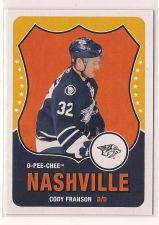 Buy 2010-11 O-Pee-Chee Retro #248 Cody Franson