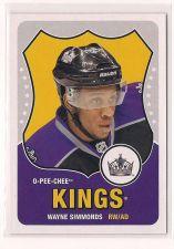 Buy 2010-11 O-Pee-Chee Retro #255 Wayne Simmonds