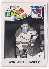 Buy 2010-11 O-Pee-Chee #575 Andy Bathgate L