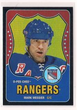 Buy 2010-11 O-Pee-Chee Retro Black Rainbow #552 Mark Messier L