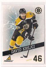 Buy 2011-12 Pinnacle Breakthrough #17 David Krejci