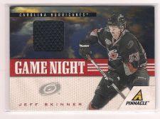 Buy 2011-12 Pinnacle Game Night Materials #42 Jeff Skinner