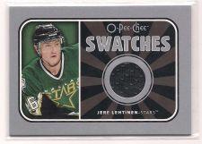 Buy 2006-07 O-Pee-Chee Swatches #SJL Jere Lehtinen