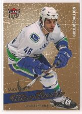 Buy 2008-09 Ultra Gold Medallion #232 Mike Brown