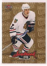 Buy 2007-08 Ultra Gold Medallion #156 Brent Seabrook