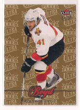 Buy 2007-08 Ultra Gold Medallion #167 Dustin Boyd