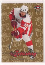 Buy 2007-08 Ultra Gold Medallion #125 Henrik Zetterberg