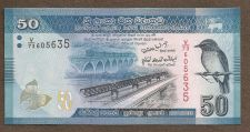 Buy SRI LANKA 50 Rupee P-124 Ceylon 2010 Banknote 73605635 Uncirculated