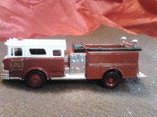 Buy Reader Digest Diecast Fire Truck Engine 1974 Mack Replica w/ Original box