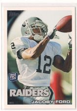 Buy 2010 Topps #271 Jacoby Ford RC