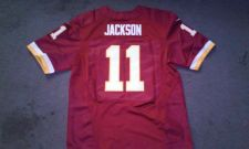 Buy DeSaun Jackson Washington Redskins Nike elite jersey size 44- NWT