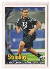 Buy 2010 Topps #127 Maurkice Pouncey RC