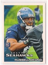 Buy 2010 Topps #93 Russell Okung RC