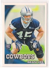 Buy 2010 Topps #107 Sean Lee RC