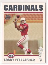 Buy 2010 Topps Anniversary Reprints #6 Larry Fitzgerald