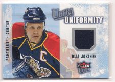 Buy 2008-09 Ultra Uniformity #UAOJ Olli Jokinen