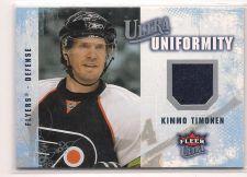 Buy 2008-09 Ultra Uniformity #UATI Kimmo Timonen