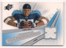 Buy 2006 SPx Rookie Swatch Supremacy #SWLW LenDale White